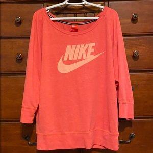 L Nike Pullover Sweatshirt
